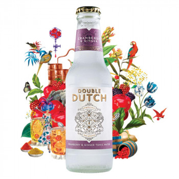 Double Dutch Filliers Gin Tonic Perfect Serve
