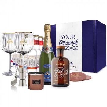 Double Dutch Custom Filliers Gin Tonic Prestige Set