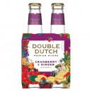 Double Dutch Cranberry & Ginger