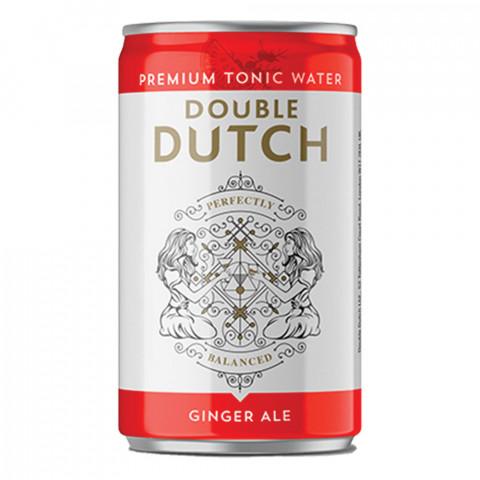 Double Dutch Ginger Ale