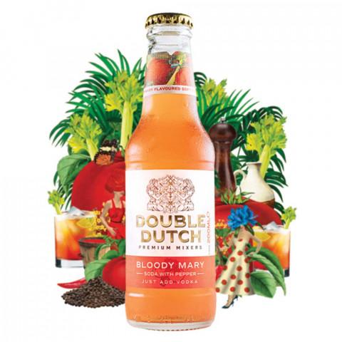 Double Dutch Bloody Mary Soda