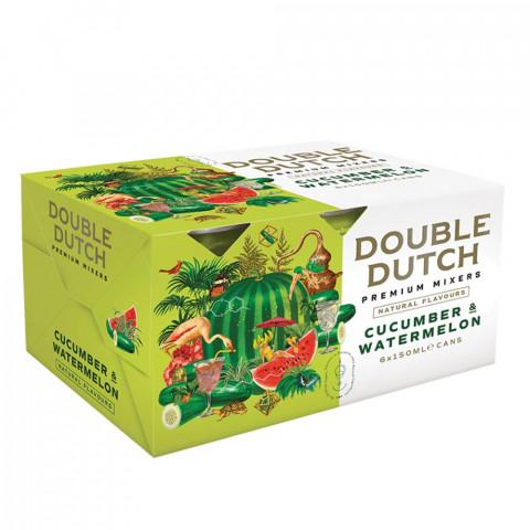 Double Dutch Cucumber & Watermelon