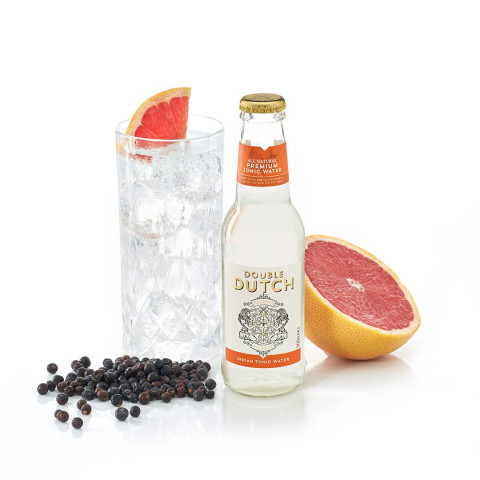 Luxury Drunken Horse Gin & Double Dutch Tonic Pack