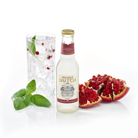 Luxury Hentho Rum & Double Dutch Tonic Pack